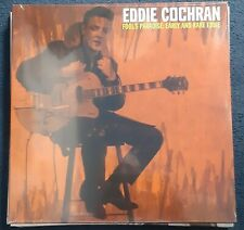 "Eddie Cochran-""Fools Paradise-Early & Rare Eddie""-NEW & SEALED LP-FREE UK P&P"