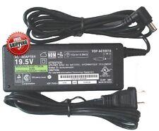 NEW 19.5V 3.9A 76W OEM AC Charger VGP-AC19V19 for SONY VGP-AC19V34 VGP-AC19V37