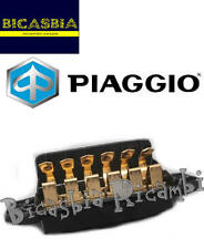 125322 - ORIGINALE PIAGGIO MORSETTIERA PORTAFUSIBILI APE TM 602 703 CON VOLANTE