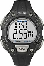 Timex TW5K86500, Men's Ironman 50-Lap Move Watch, Alarm, Indiglo,  Bluetooth