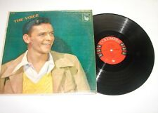 "Frank Sinatra  the Voice  12"" Columbia CL 743  record  album LP  nice"