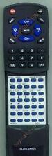 Replacement Remote for DENON RC246, DCM440, 4990266109, DCM460