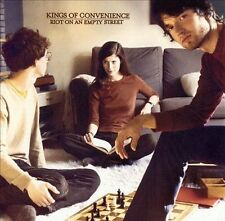 KINGS OF CONVENIENCE Riot On An Empty Street cd w/Feist