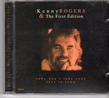 (DM254) Kenny Rogers & The First Edition, 16 tracks - CD
