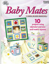Plastic Canvas: Baby Mates - 10 Projects