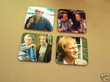 The Sweeney John Thaw Drinks Coaster Set