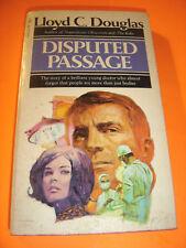 DISPUTED PASSAGE ~ BY LLOYD C. DOUGLAS ~ 1970 PB BOOK