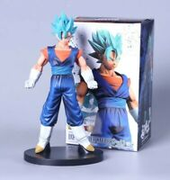 Anime Dragon Ball Z Gogeta PVC Action Figure DBZ Super Saiyan Goku+Vegeta 23cm
