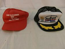 Adult Unisex Adjustable Boy Scouts Of America Mixed Color Hats Red Black 31615