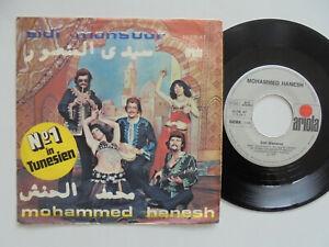 Mohammed Hanesh / Sidi Mansour, Single !!!