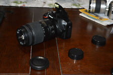 Nikon D3500 DSLR Camera with 18-55mm and 70-300mm Lenses - Black and MUCH MORE!