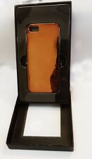 Authentic BLOOMINGDALE'S Brown iPhone 5 5/s Plastic Case Msrp $26.25