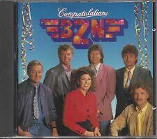 BZN  – Congratulations   cd  12 tracks incl. medley.