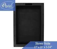Shower Cube Leakproof 17 X 25 Rectangular Bathroom Recessed Shelf Niche