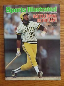 DAVE PARKER Sports Illustrated May 30 1977 Magazine PITTSBURGH PIRATES No Label