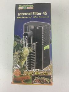 Reptology Internal Filter 45 (up to 10 gallons)