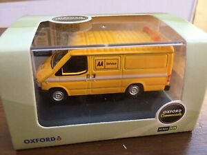 OXFORD Ford Transit Tractor BP BR Bedford diecast model Commercial vehicles 1:76