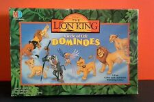 Disney's The Lion King Circle of Life Dominoes Matching Game 4411 MB Preschool
