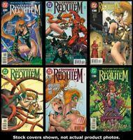 Artemis: Requiem 1 2 3 4 5 6 DC 1996 Complete Set Run Lot 1-6 VF/NM