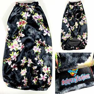 Flower Velvet - Sphynx Cat Top, Devon Rex, Peterbald, Pet Cat Clothes