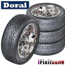 4 Doral SDL-A 195/65R14 89T All Season Performance Tires <By Sumitomo> 195/65/14