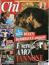 Chi 2016 40#Belen Rodriguez & Andrea Iannone,Miranda Kerr,Rachele Risaliti,Lapo