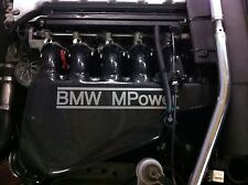 BMW M Power M3 S14 E30 E36 E46 Aufkleber Carbon Airbox Alpha N Motorsport