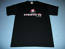 JENNIFER LOPEZ & MARC ANTHONY Strictly FX CREW T-Shirt MEDIUM 2007 Concert Tour
