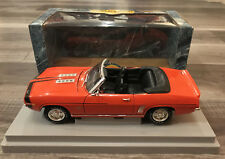American Muscle/Ertl 1969 Chevrolet Camaro SS396 Convertible 1/18 Diecast Car