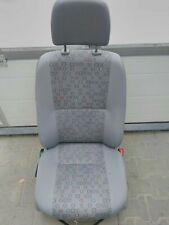 SEAT DRIVER VW CRAFTER 06-17 OX  EU + GRUND BEIFAHRER SITZ WHITE