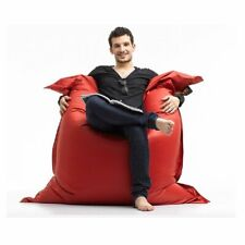 Bean Bag Bed Covers Without Fillings Comfortable Living Room Bedroom Sofa Cover