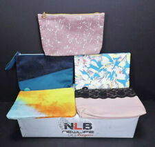 Lot Of 5 Empty IPSY Makeup Glam Bags #MANDY