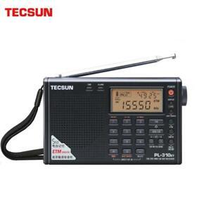Tecsun PL-310ET Full Radio Digital Demodulator FM/AM/SW/LW Stereo Radio Portable