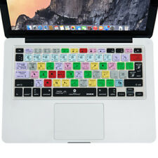 XSKN Photoshop CC Shortcuts Keyboard Cover Skin for old MacBook Air Pro 13/15/17