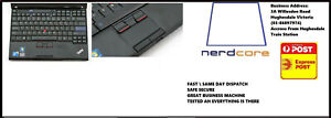 Lenovo x201 core i5 2.8 ghz 8 gb mem 320 gb hdd 12.5 inch windows 10