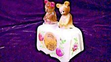 Nodder Salt & Pepper Shakers, Teddy Bears
