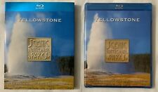Scenic National Parks - Yellowstone (Blu-ray Disc, 2008) - Free Shipping