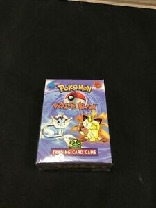 Pokemon TCG Water Blast Theme Deck Jungle Edition (Sealed, OOP)