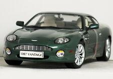 "1:18 Maisto ""ASTON MARTIN DB7 V12 VANTAGE COUPE"" (Green Metallic) RARE #36880"
