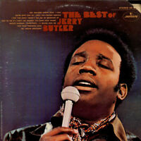 Jerry Butler - The Best Of Jerry Butler (Vinyl LP - 1970 - US - Original)
