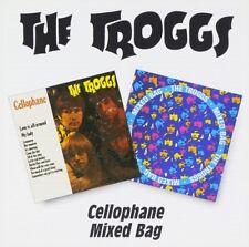 The Troggs - Cellophane/mixed Bag CD BGO