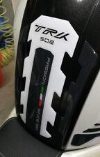 PARASERBATOIO RESINATO 3D PROTEZIONE compatibile per moto BENELLI TRK 502 Bianco