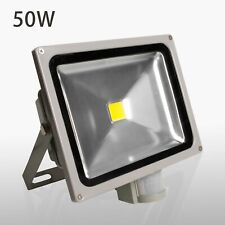 LED Strahler Außenstrahler Fluter Flutlicht Außenbeleuchtung Bewegungsmelder