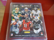 NFL 2017 Sticker Collection Album Panini!! Sealed with all stickers!! New!! Rare