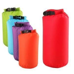 8L Outdoor Waterproof Canoe Swimming Camping Hiking Backpack Dry Bag Pouch