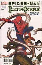 Spider-Man Dr Octopus Negative Exposure #1 Marvel Brian K. Vaughan Johnson VF