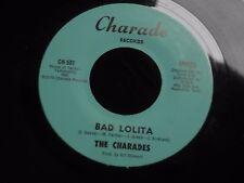 ZZ CHARADE CH-501 THE CHARADES ALL MY LOVE BAD LOLITA ART STEWART STEVE DEXTER