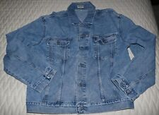 Vintage GUESS JEANS denim jean jacket size XL made in USA