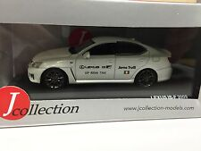 LEXUS IS-F Nurburing Taxi 20091:43 J COLLECTION VOITURE-DIECAST-JCL101