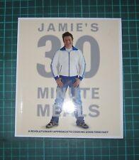 Jamie Oliver Jamie's 30 Minute Meals UNREAD  Taste mini softcover cookbook